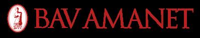 BAV Amanet feher logo